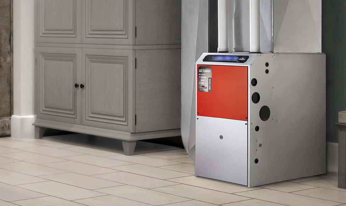 PROPANE GAS Furnace