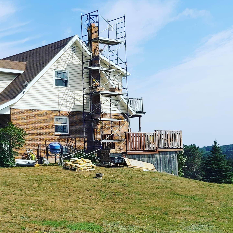 Chimney Restoration and Repair