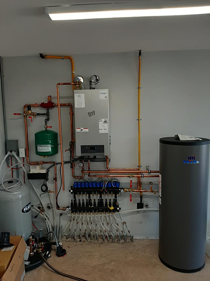 Residential Propane Service