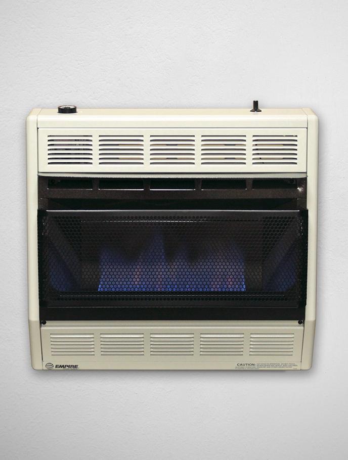 space heater propane